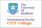 The University of Sheffield International Faculty, CITY College